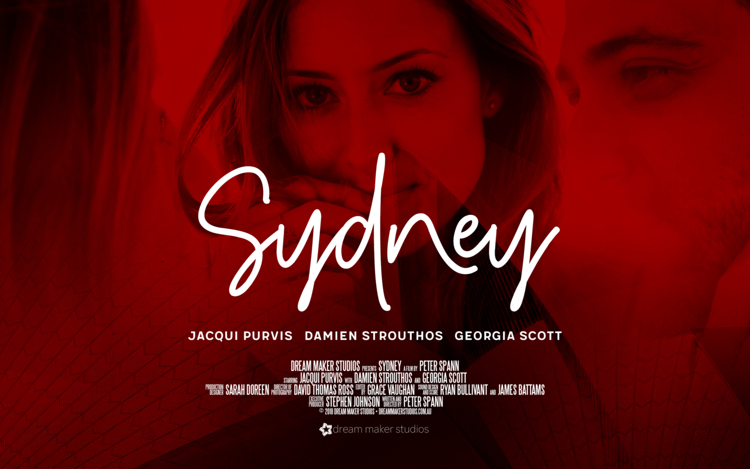 Sydney Short Film - Peter Spann Director | Starring Jacqui Purvis